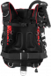 Preview: scubaforce black devil set deluxe rot