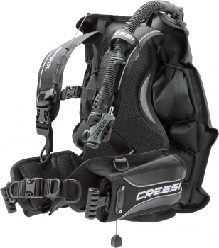 Cressi BCD Patrol, Jacket for travel