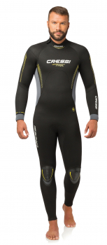 Cressi neoprene suits Fast, wet suit for men 5mm