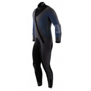 Oceanic neoprene suits X7, wetsuit semidry for men