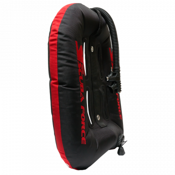 scubaforce wing black devil 32 rot