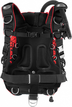 scubaforce black devil set deluxe rot