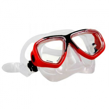 mask Ion red