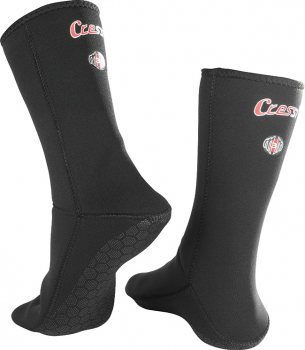 Cressi boots Neoprene Socks Metallite, 2,5mm