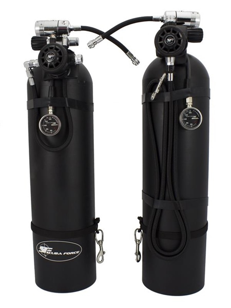 ScubaForce Sidemount Set