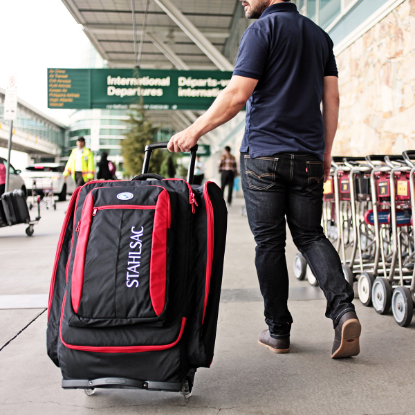 stahlsac travel luggage