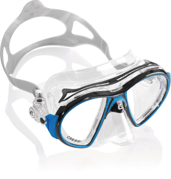 mask Air Crystal blue