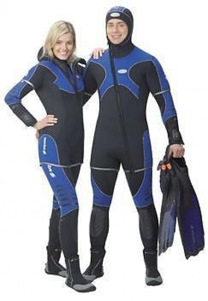 wetsuits Profiler semidry