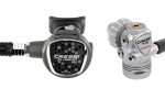 Cressi Regulator Set T10-SC Chromo Compact Pro DIN