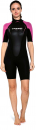 Cressi neoprene suits Altum Lady, Shorty 3 mm