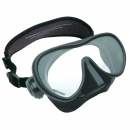 Oceanic mask Shadow, dive mask with neo strap
