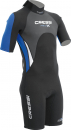 Cressi neoprene suits MED X Wetsuit, Shorty 2,5 mm for men