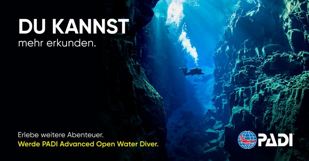 Dive Connection - Advanced Open Water Kurs