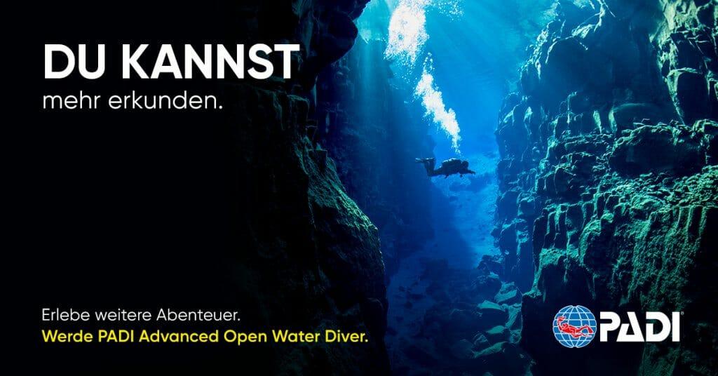 Dive Connection - Advanced Open Water Kurs