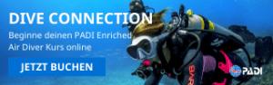 Speziakurs Nitrox mit Tauchsport Dive Connection